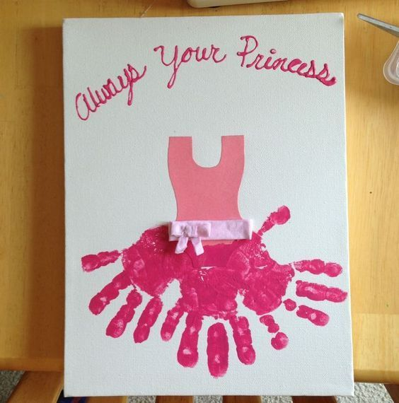 always your princess fathers day card