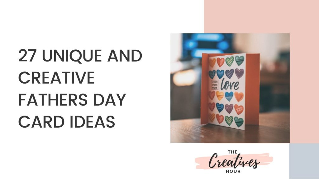 fathers day card ideas for you