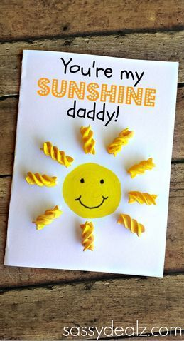 father's day cards + gifts kids can make - It's Always Autumn