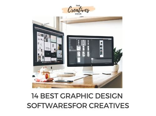 best graphic design sofwares