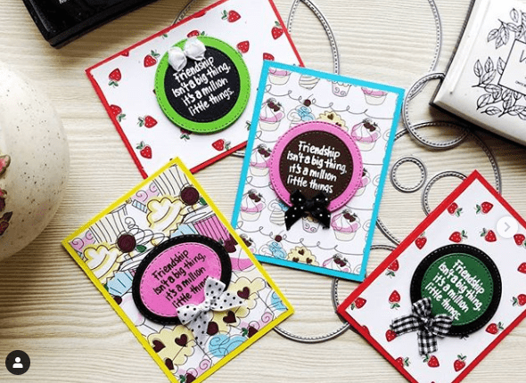 cute friendship day cards
