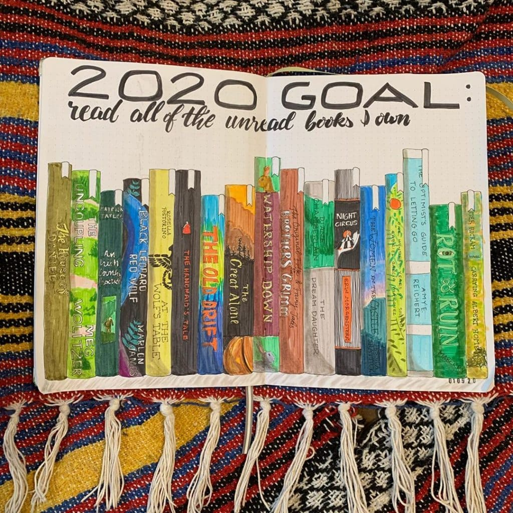 Reading Lists and Reading Goals 1