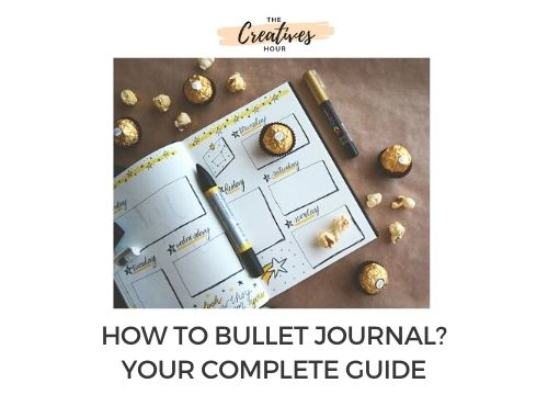 how to bullet journal 1