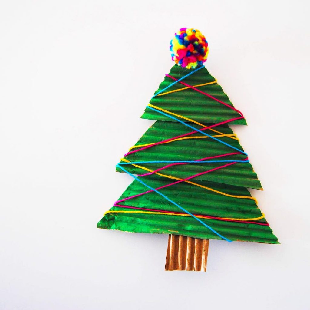 Christmas Crafts For Kids 4