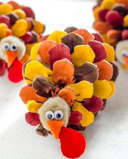 Thanksgiving Crafts For Kids 12
