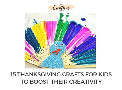 Thanksgiving Crafts For Kids Thumbnail
