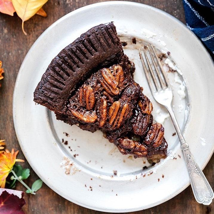 Thanksgiving Pecan Pie 2