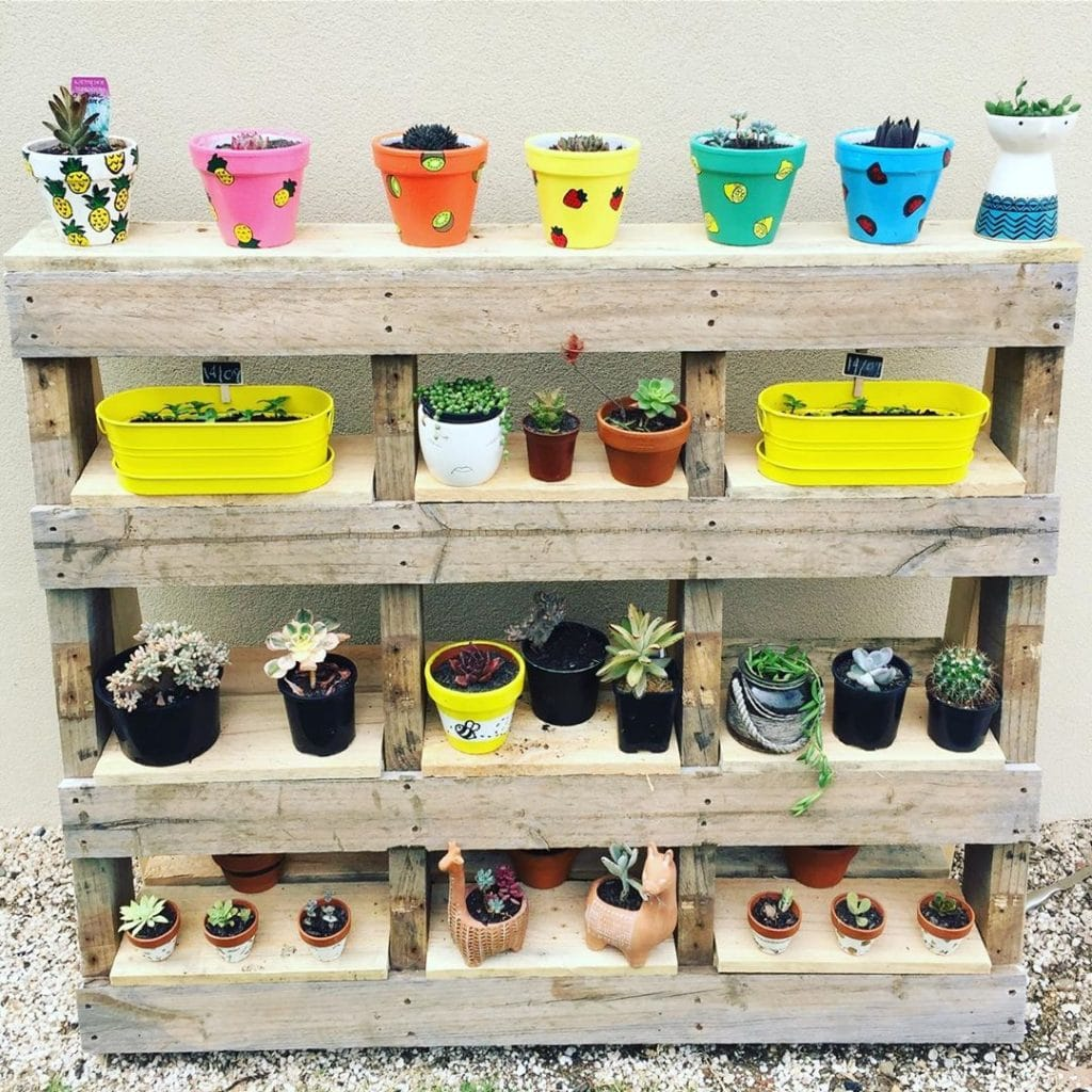 DIY Plant Stand 10