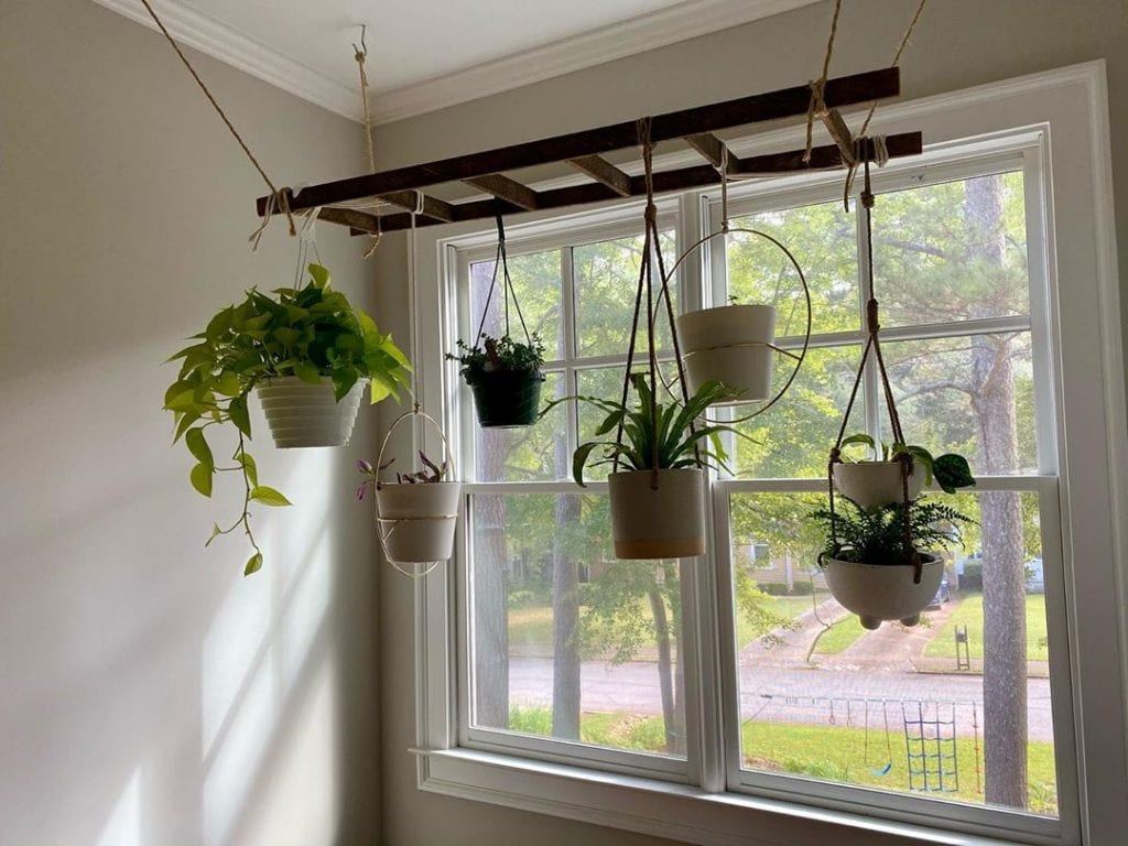 DIY Plant Stand 13