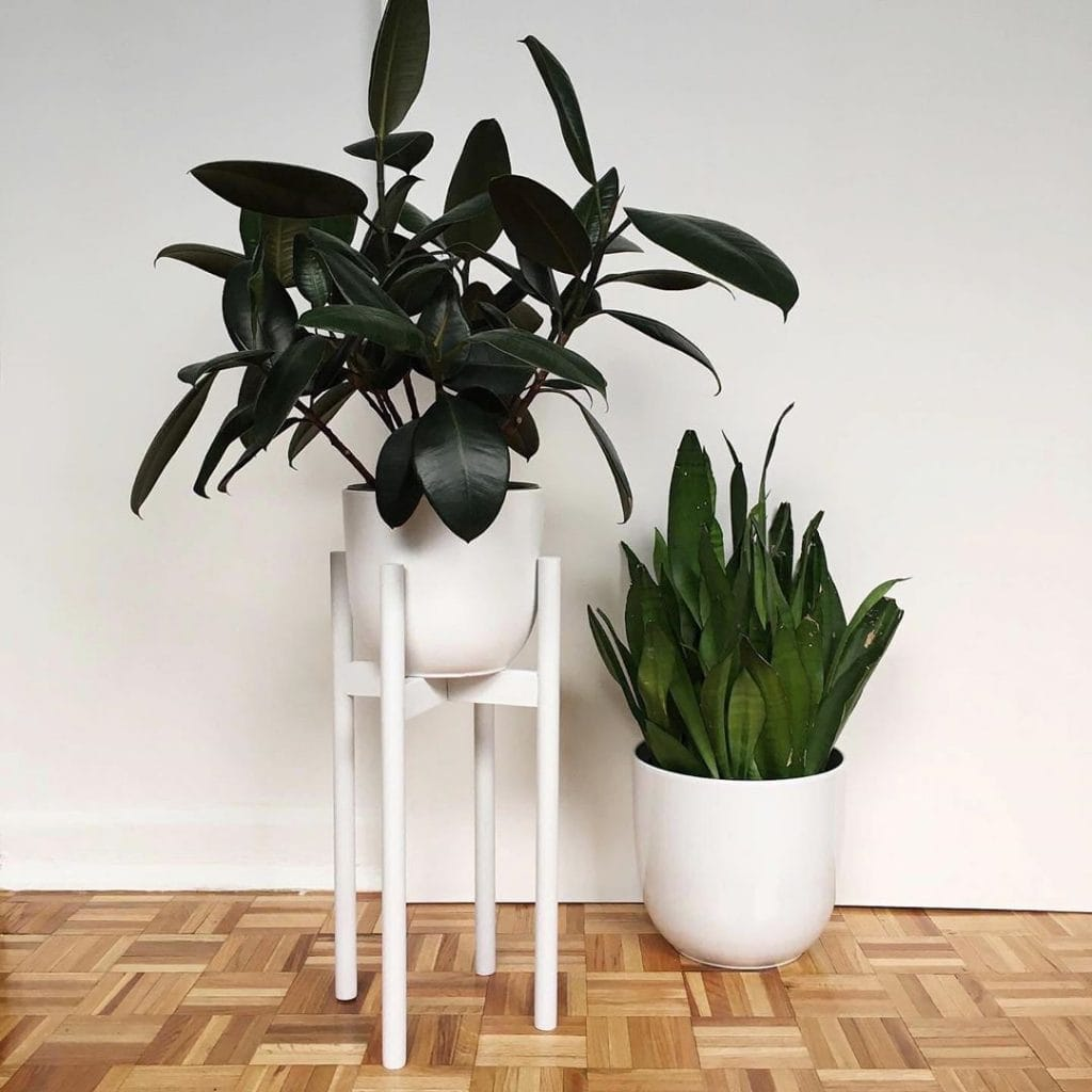 DIY Plant Stand 15