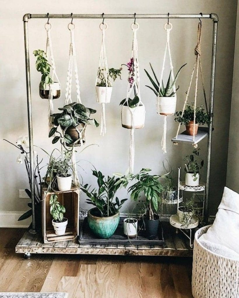 DIY Plant Stand 18