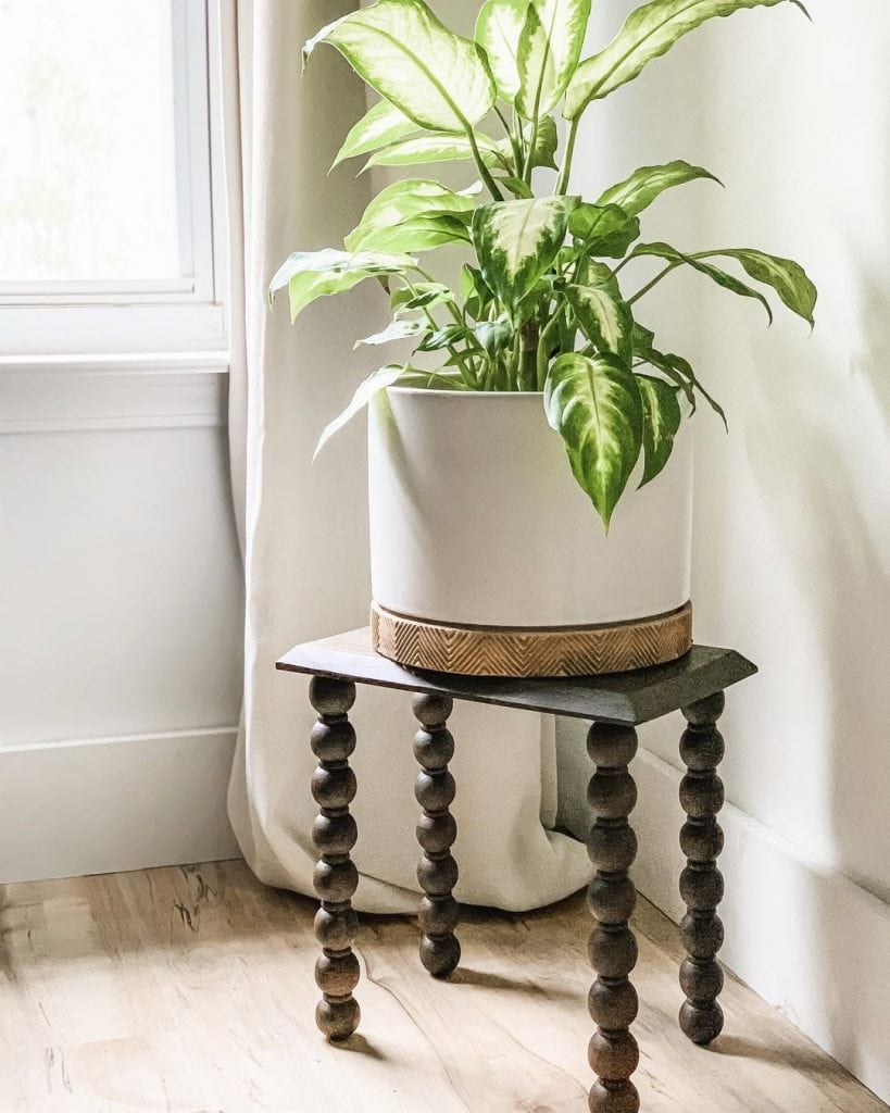 DIY Plant Stand 2