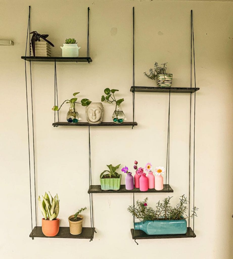 DIY Plant Stand 21
