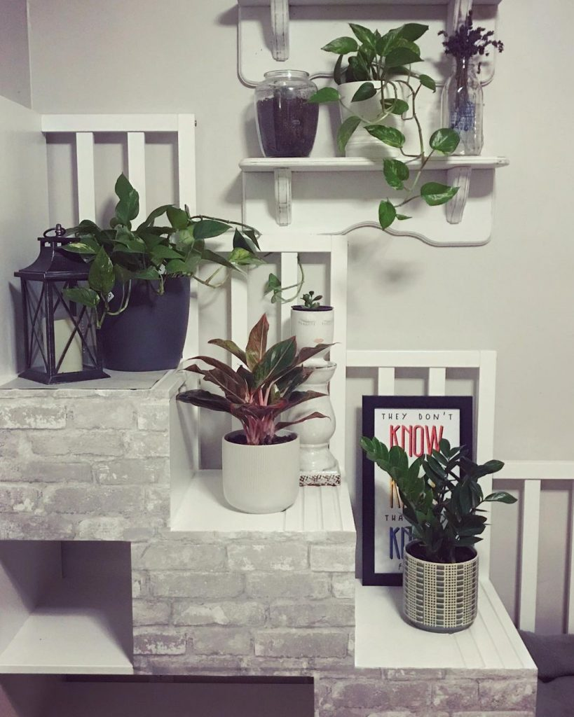 DIY Plant Stand 23