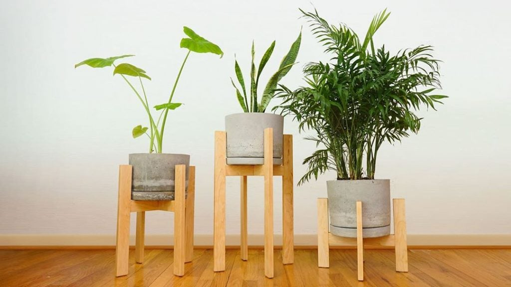 DIY Plant Stand 6