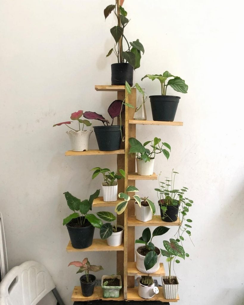 DIY Plant Stand 8