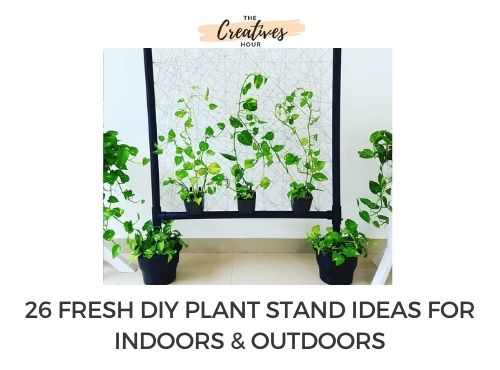 DIY Plant Stand Ideas Thumbnail
