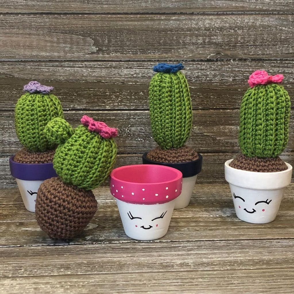Other creative hand painted pot ideas 2