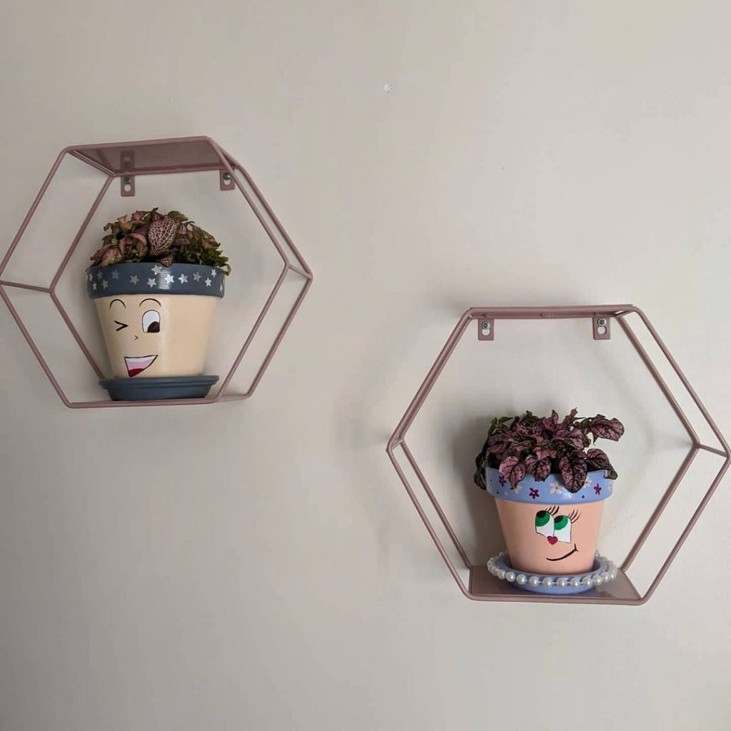 Other creative hand painted pot ideas 3