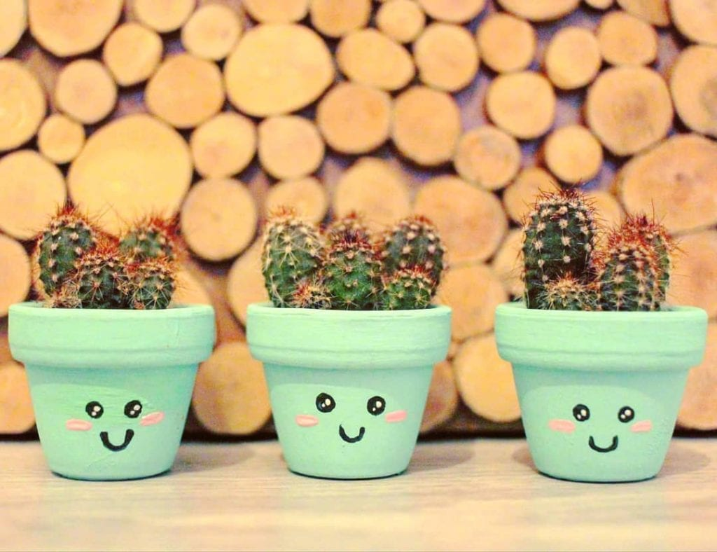 Other creative hand painted pot ideas 5
