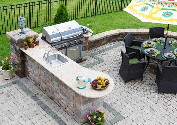 Outdoor Kitchen Ideas 2