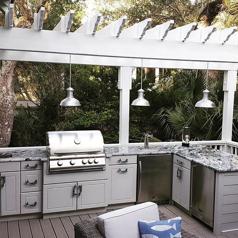 Outdoor Kitchen Ideas 21