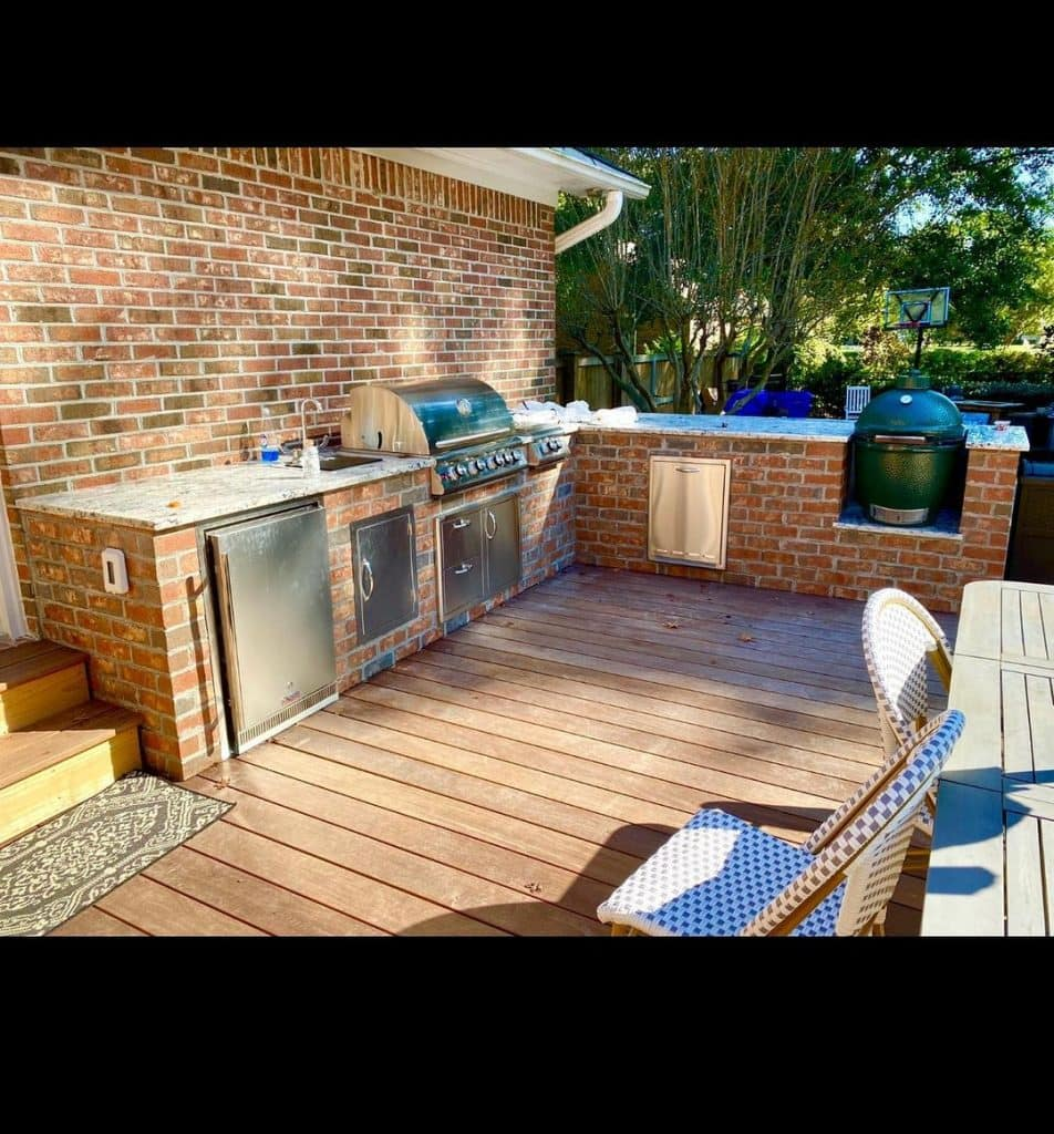 Outdoor Kitchen Ideas 23