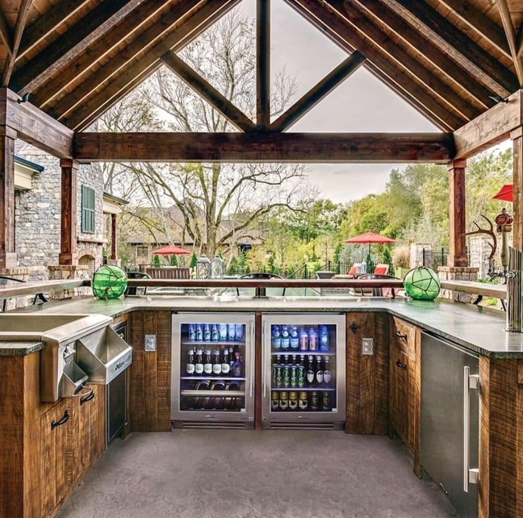Outdoor Kitchen Ideas 25
