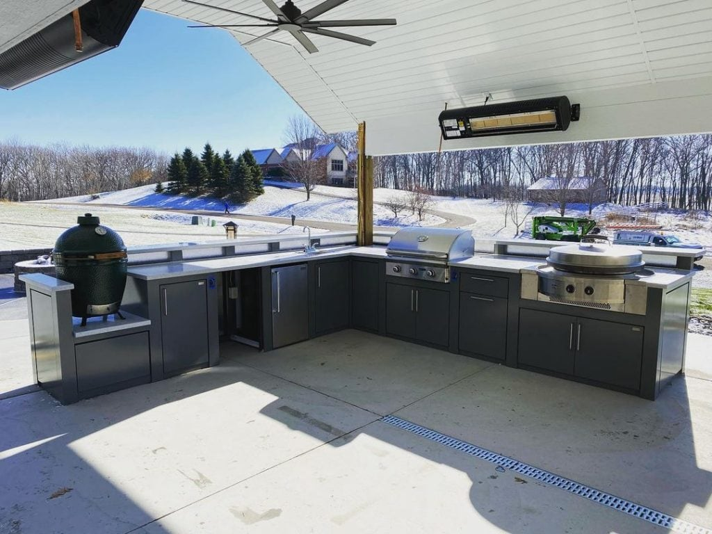 Outdoor Kitchen Ideas 7