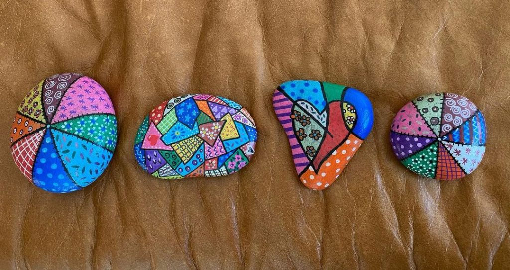 Rock Painting Ideas 2