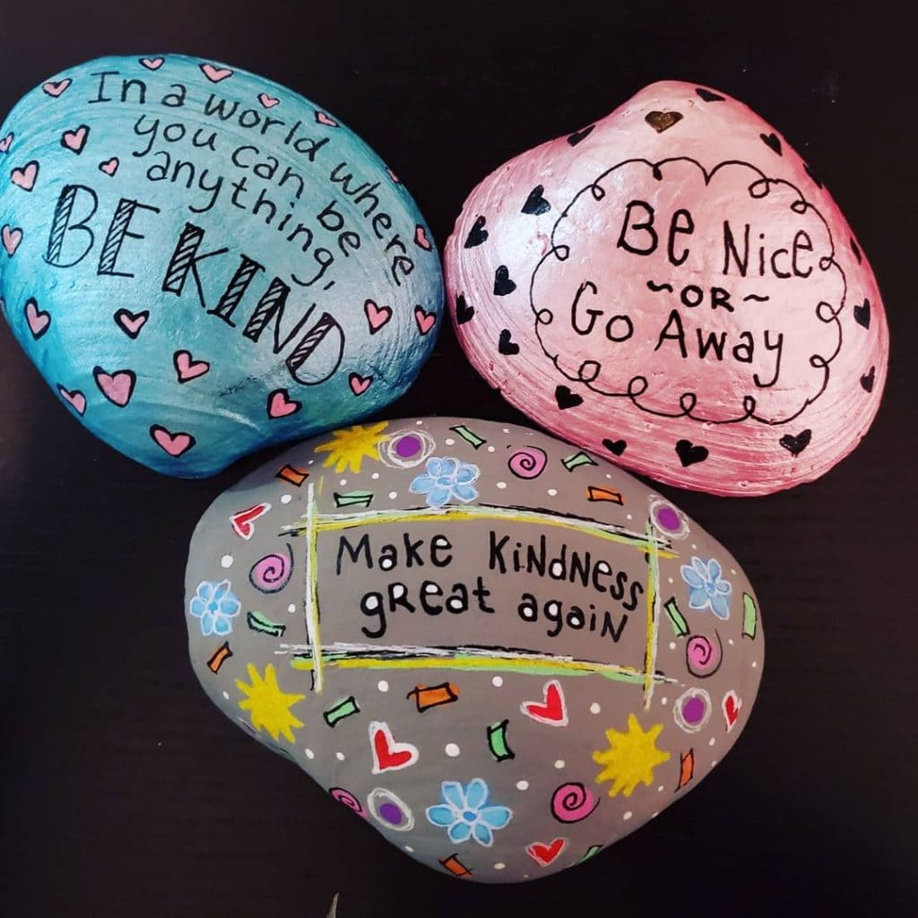Rock Painting Ideas Quotes 10