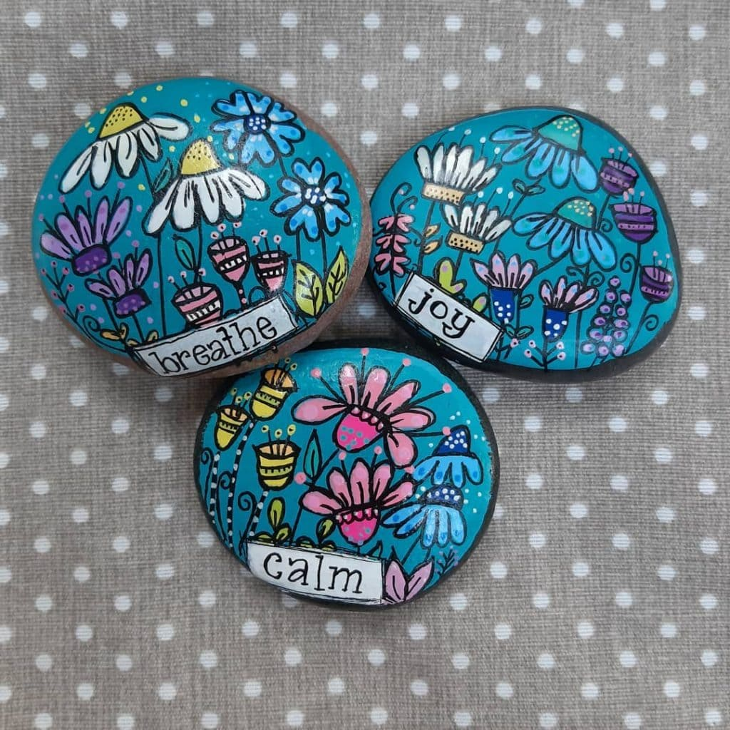 Rock Painting Ideas Quotes 7