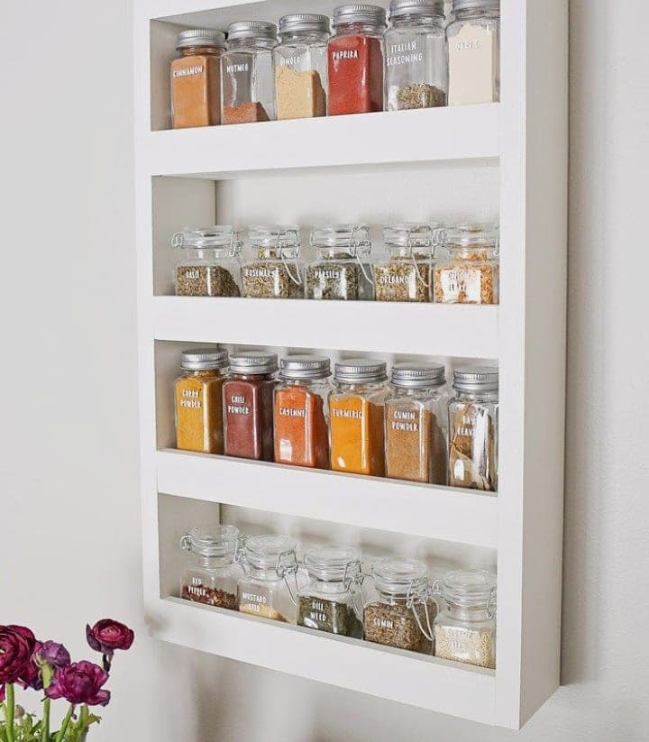 Spice Rack Ideas 1