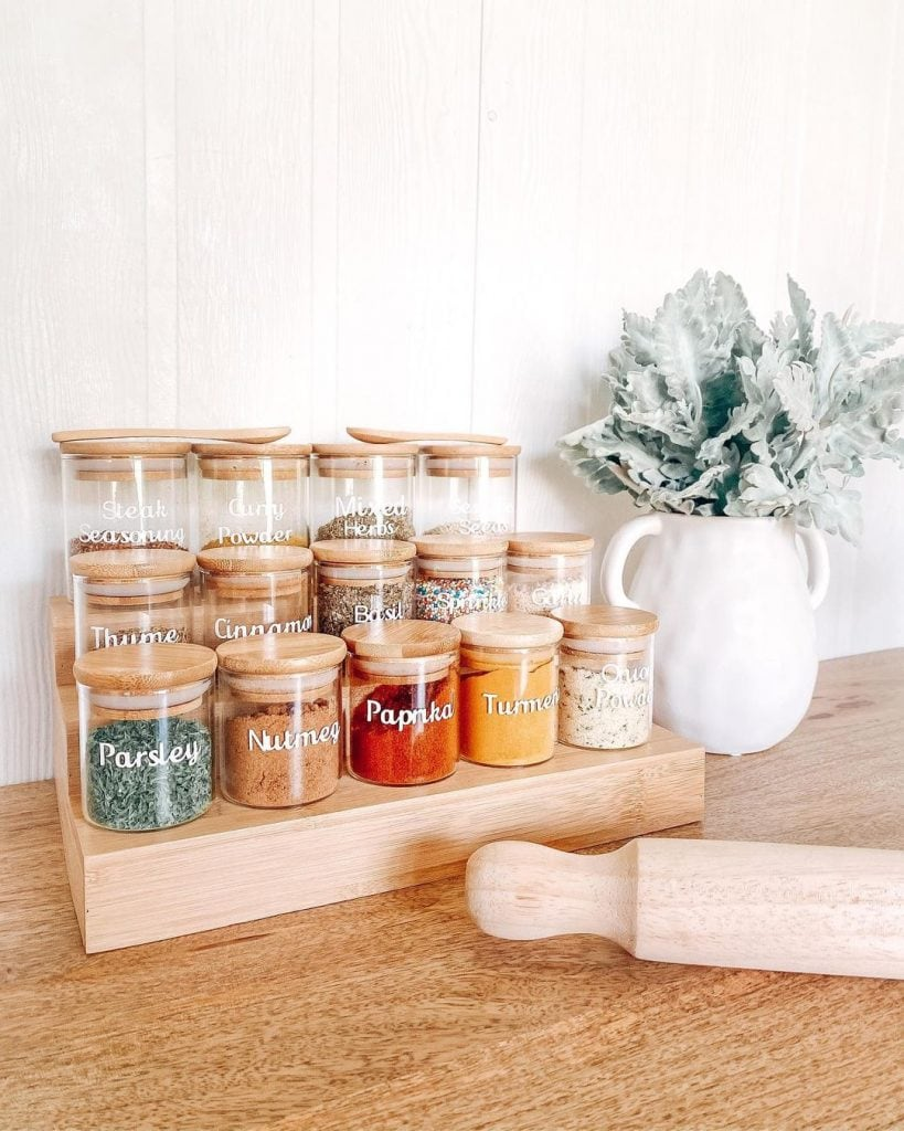 Spice Rack Ideas 10