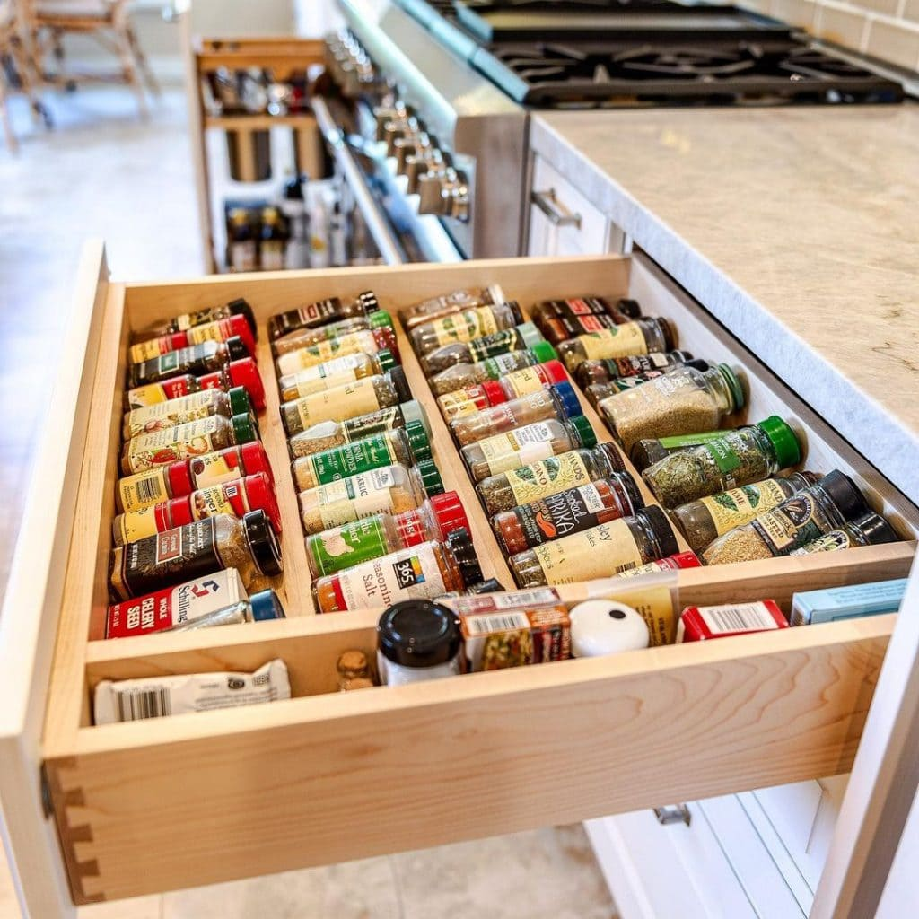 Spice Rack Ideas 15