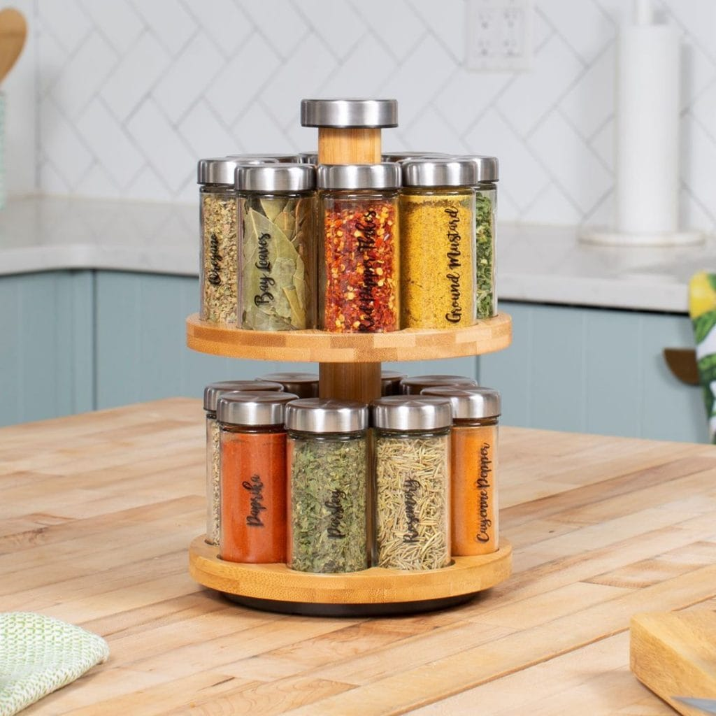 Spice Rack Ideas 18