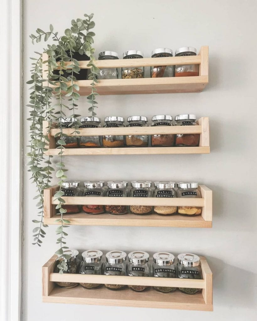 Spice Rack Ideas 19