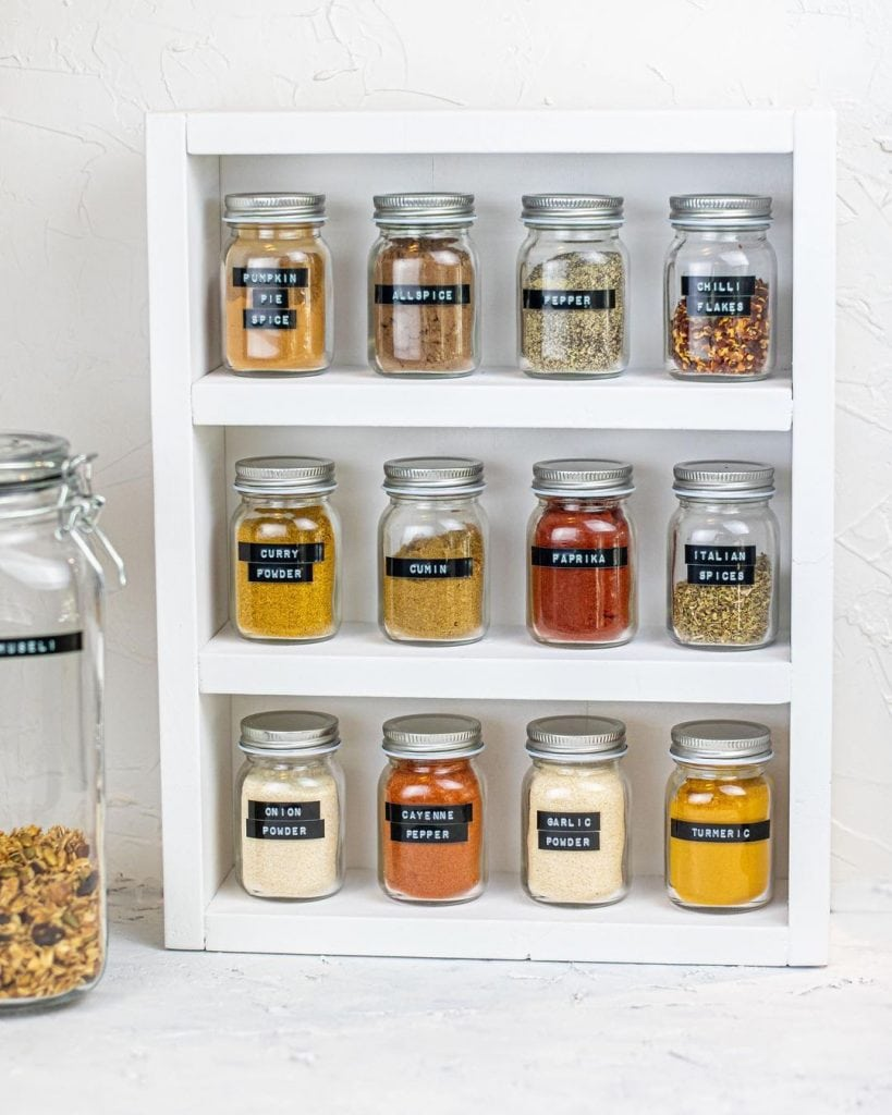 Spice Rack Ideas 22