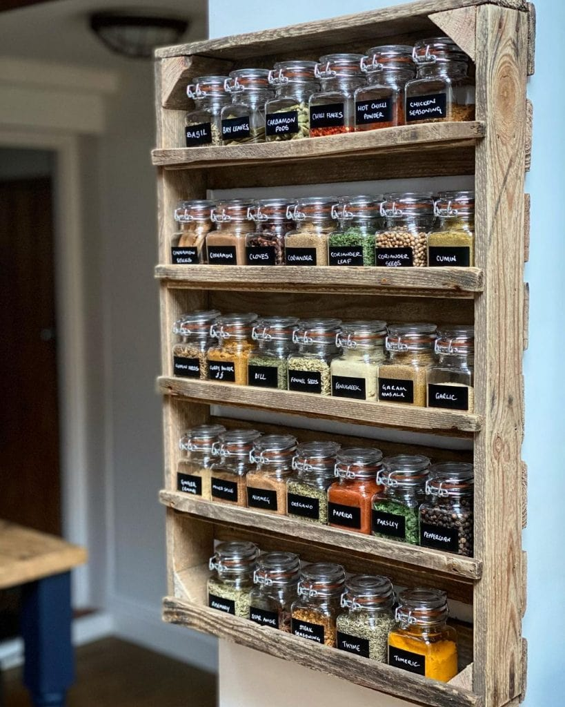 Spice Rack Ideas 25