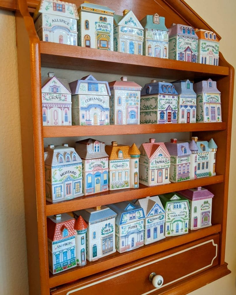 Spice Rack Ideas 30