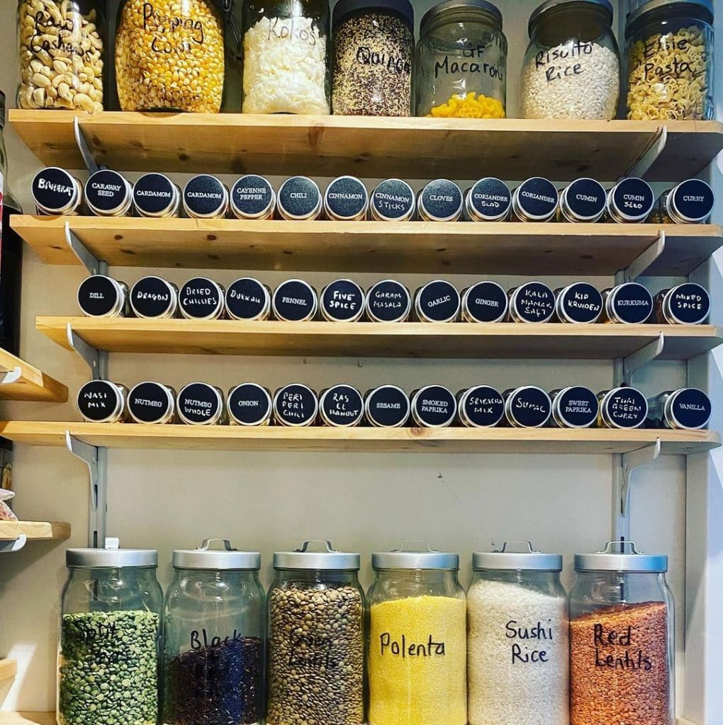 Spice Rack Ideas 32