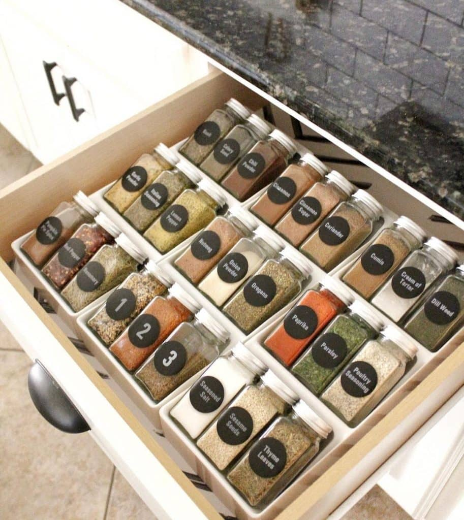 Spice Rack Ideas 6