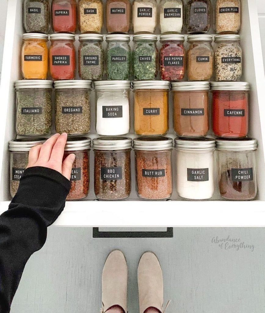 Spice Rack Ideas 8