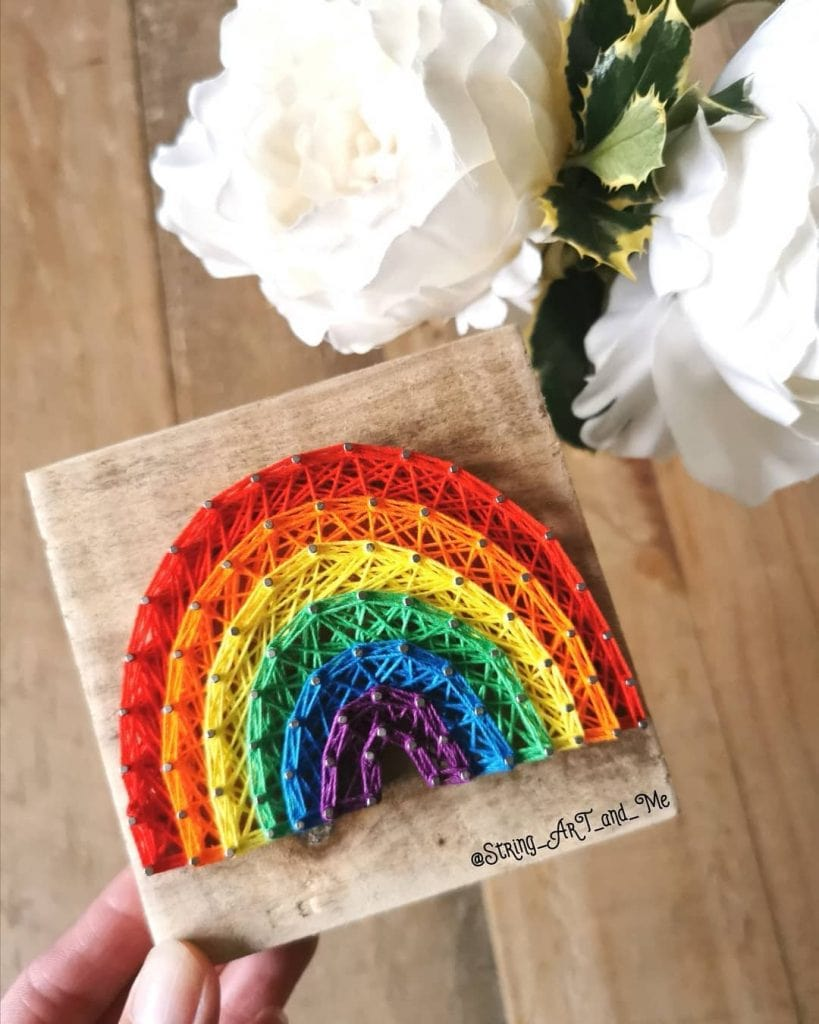 String Art Ideas Other 3