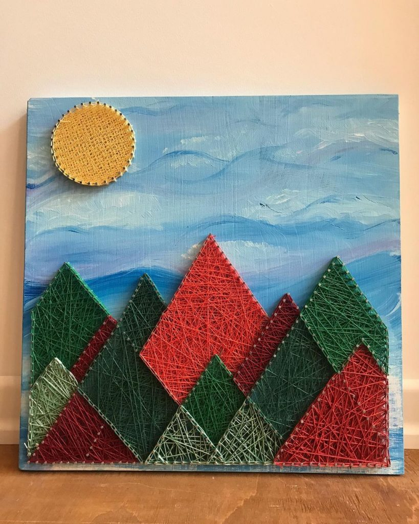 String Art Ideas Other 5