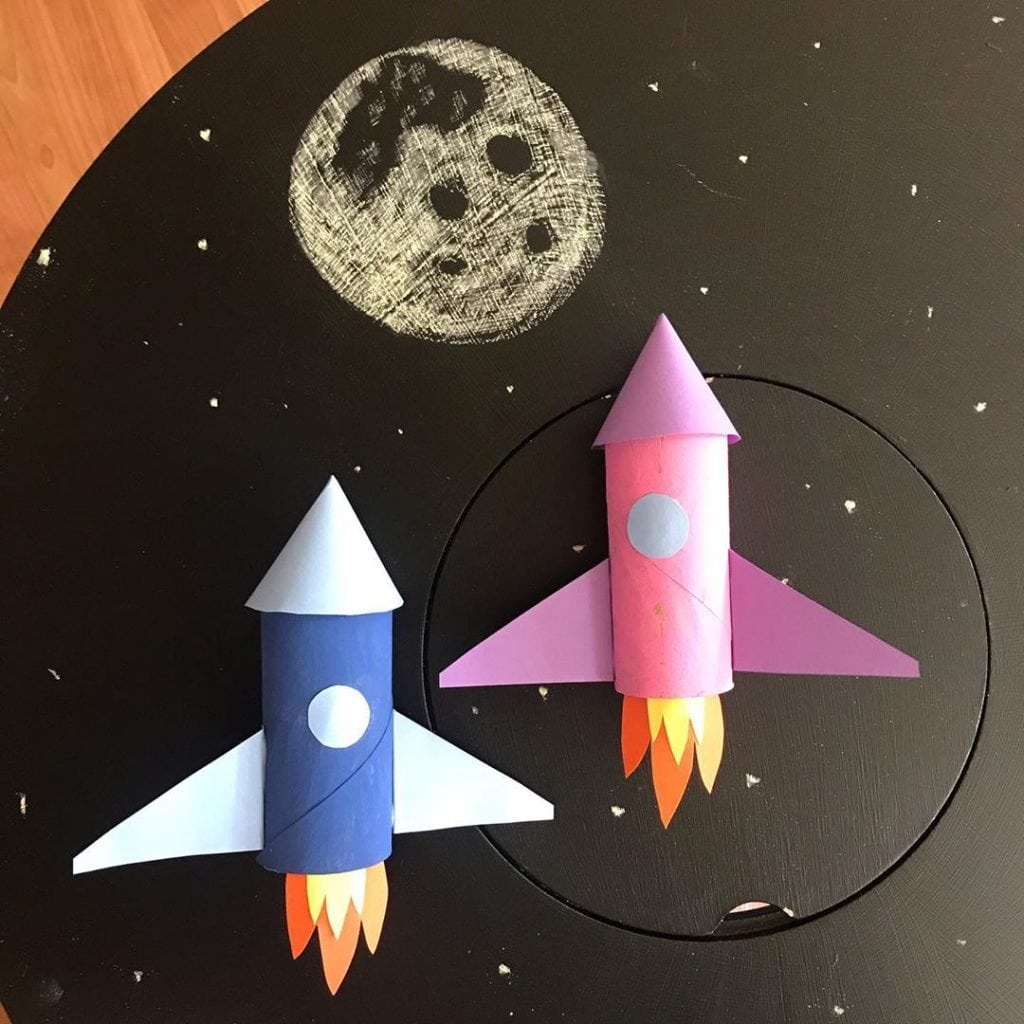 Toilet Paper Roll Crafts Toys 2