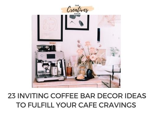 coffee bar ideas thumbnail