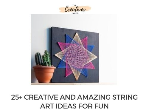 string craft ideas