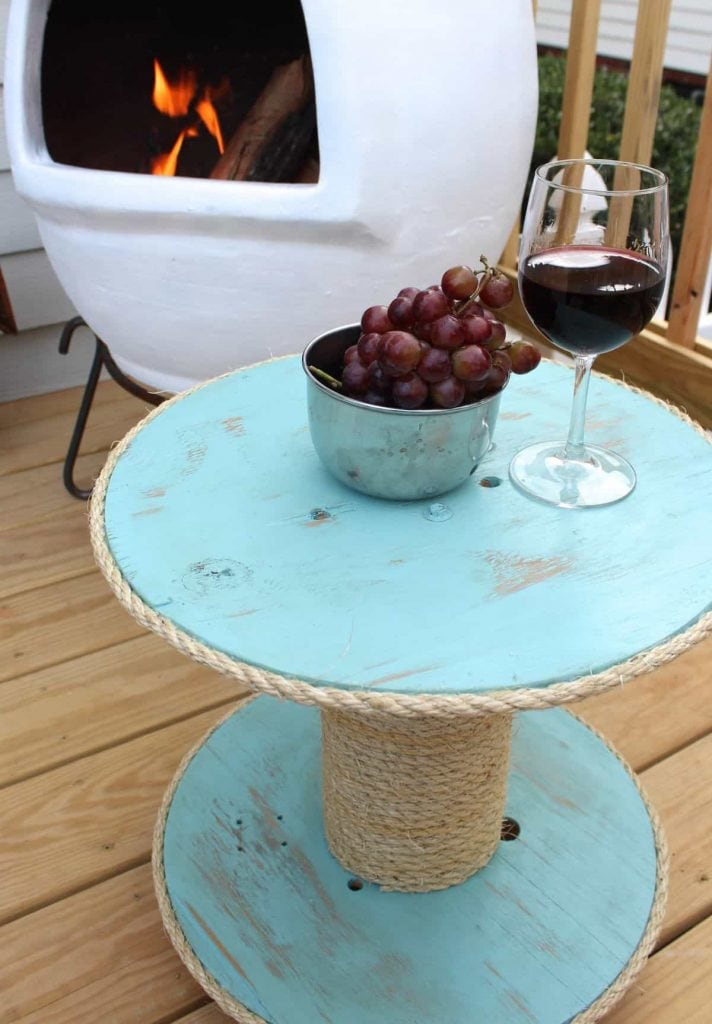 DIY End Table 19