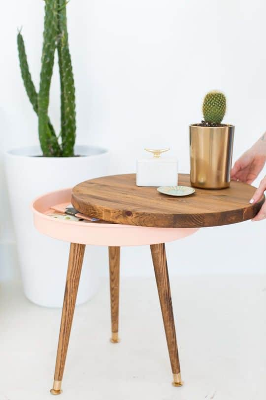 DIY End Table 20